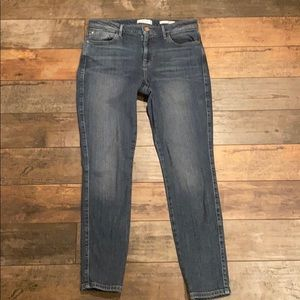 Guess sexy curve jeans size 31 light wash